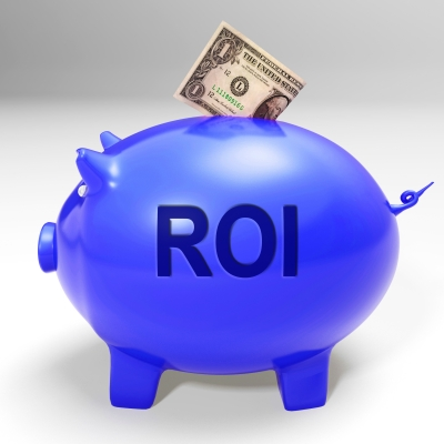ROI Piggy Bank