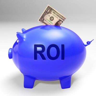 ROI Piggy Bank